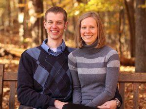 Food FWD founders and social entrepreneurs Noah and Sarah Marsh