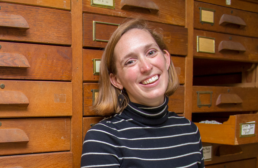 Meet Madelyn Percy:geologist / tortilla maker / polka dancer