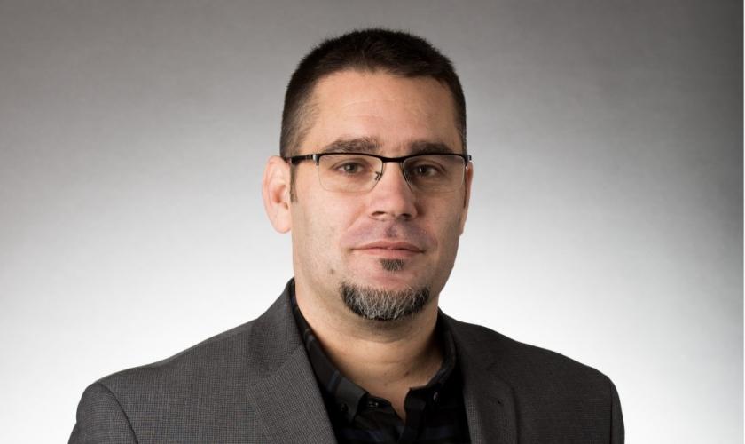 Alumni Focus: Trey Adcock