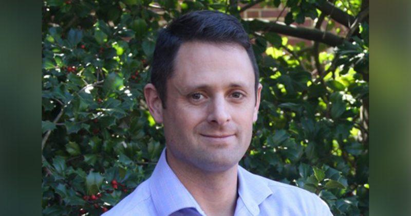 Darren Hearn ('16 MPH; '21 Ph.D.)