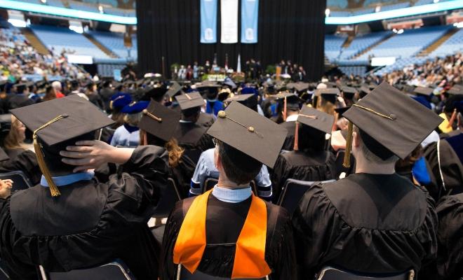 Virtual celebration for Carolina's doctoral graduates