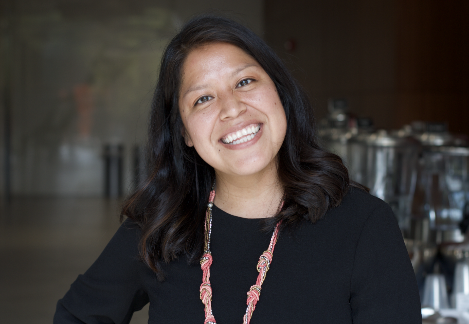The Graduate School Celebrates Latinx Heritage Month—and a Diversity of Voices in Higher Education: Yesenia Pedro Vicente